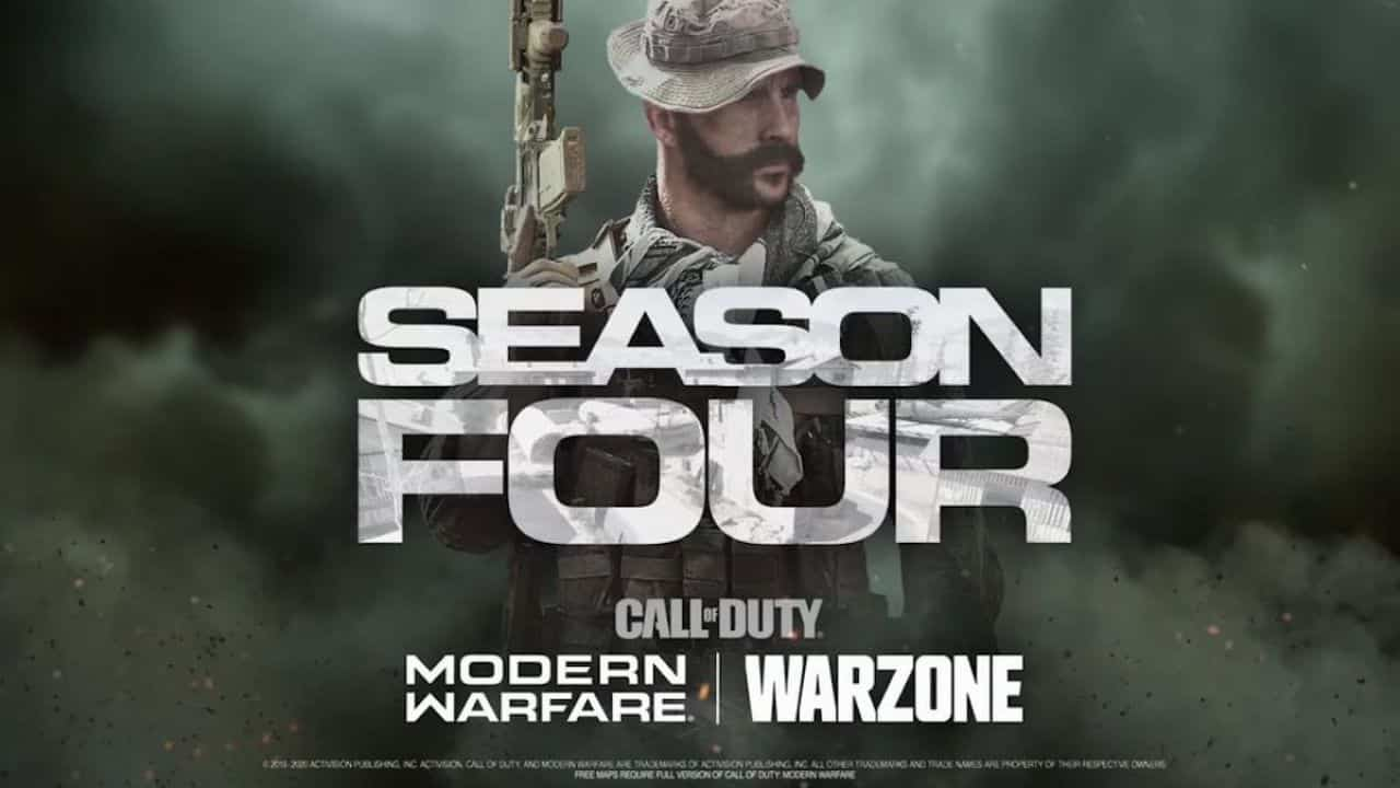 Call of duty warzone stagione 4